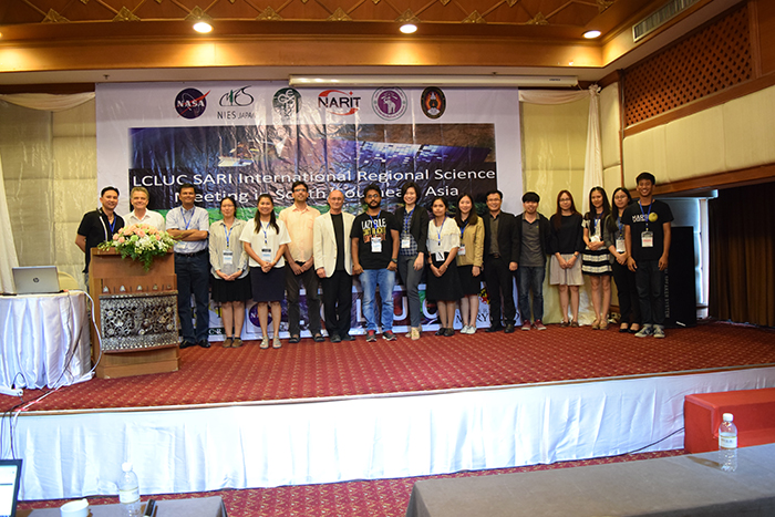SARI-SEARRIN Meeting and Training, Thailand, 2017